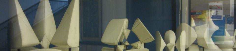 Plaster models in LOM